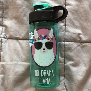Cool Gear Chug Water Bottle No Drama Llama 🦙